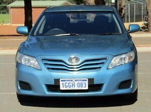 2011 Toyota Camry ACV40R MY10 Altise Blue 5 Speed Automatic Sedan Kalamunda Kalamunda Area Preview