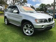 2004 BMW X5 E53 MY04 Steptronic Silver 5 Speed Sports Automatic Wagon Upper Ferntree Gully Knox Area Preview