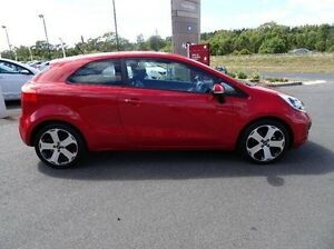 2012 Kia Rio UB MY12 SLS Red 6 Speed Manual Hatchback Traralgon Latrobe Valley Preview