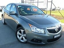 2012 Holden Cruze JH Series II MY13 Equipe Grey 6 Speed Sports Automatic Sedan Singleton Singleton Area Preview