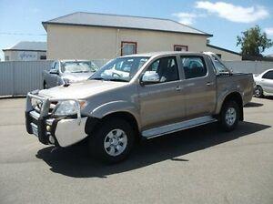 2008 Toyota Hilux KUN26R MY08 SR5 Gold 5 Speed Manual Utility Devonport Devonport Area Preview