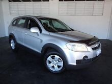 2010 Holden Captiva CG MY10 SX AWD Silver 5 Speed Sports Automatic Wagon Derwent Park Glenorchy Area Preview