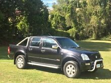 2006 Holden Rodeo RA MY06 LT Crew Cab Black 5 Speed Manual Utility Albion Brisbane North East Preview