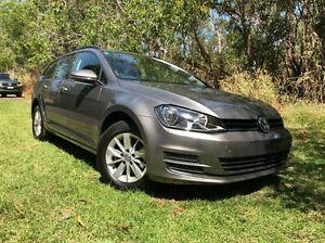2016 Volkswagen Golf VII MY16 92TSI DSG Trendline Grey 7 Speed Sports Automatic Dual Clutch Wagon Winnellie Darwin City Preview