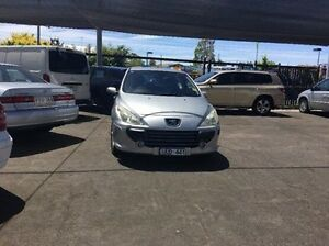 2006 Peugeot 307 T6 XSE Silver 4 Speed Sports Automatic Hatchback Maidstone Maribyrnong Area Preview