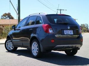 2012 Holden Captiva CG Series II MY12 5 Grey 6 Speed Sports Automatic Wagon Wilson Canning Area Preview