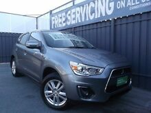 2014 Mitsubishi ASX XB MY15 LS 2WD Grey 6 Speed Constant Variable Wagon Old Reynella Morphett Vale Area Preview