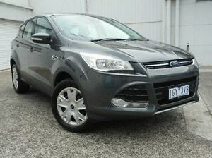 2016 Ford Kuga TF MY16 Ambiente AWD Grey 6 Speed Sports Automatic Wagon Bundoora Banyule Area Preview