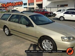 2005 Ford Falcon Station Wagon - Travel Australia Welshpool Canning Area Preview