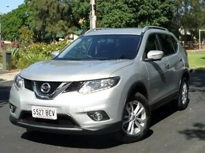 2014 Nissan X-Trail T32 ST-L X-tronic 2WD Silver 7 Speed Constant Variable Wagon Medindie Gardens Prospect Area Preview