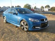 2015 Holden Commodore VF MY15 SV6 Storm Blue 6 Speed Sports Automatic Sedan Elizabeth Playford Area Preview