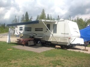 Roulotte outback 23' avec extension