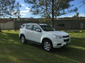 2014 Holden Colorado 7  White Sports Automatic Wagon East Kempsey Kempsey Area Preview