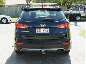 2013 Hyundai Santa Fe DM MY14 Active Black 6 Speed Sports Automatic Wagon Morningside Brisbane South East Preview