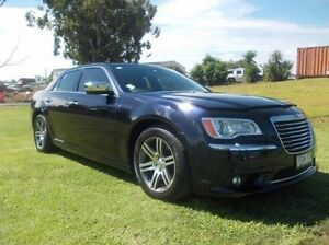 2013 Chrysler 300 LX MY13 Limited E-Shift Blue 8 Speed Sports Automatic Sedan Dubbo Dubbo Area Preview