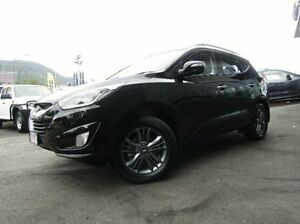 2015 Hyundai ix35 LM3 MY15 Elite AWD Black 6 Speed Sports Automatic Wagon Earlville Cairns City Preview