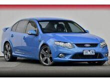 2010 Ford Falcon  Blue Sports Automatic Sedan Mulgrave Monash Area Preview