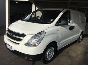 2011 Hyundai iLOAD TQ-V White 5 Speed Sports Automatic Van Seaford Frankston Area Preview