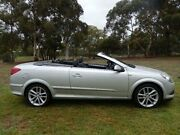 2006 Holden Astra AH MY07 Twin TOP Silver 4 Speed Automatic Convertible Doveton Casey Area Preview