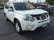 2013 Nissan X-Trail T31 Series V TS White 6 Speed Sports Automatic Wagon Heidelberg Heights Banyule Area Preview