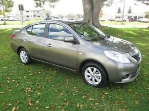 2013 Nissan Almera N17 TI Grey 4 Speed Automatic Sedan East Kempsey Kempsey Area Preview
