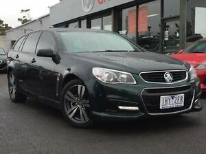 2015 Holden Commodore Green Sports Automatic Wagon Hoppers Crossing Wyndham Area Preview