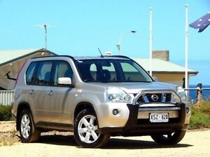 2007 Nissan X-Trail T31 TI Gold 1 Speed Constant Variable Wagon Christies Beach Morphett Vale Area Preview