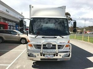 2013 Hino 500 White Cab Chassis 4x2 Mornington Mornington Peninsula Preview
