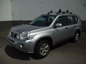 2008 Nissan X-Trail T31 ST Silver 6 Speed Manual Wagon Cooee Burnie Area Preview
