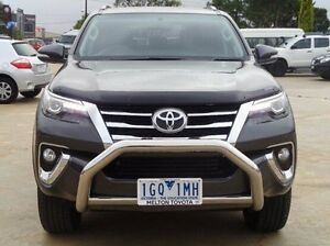 2016 Toyota Fortuner GUN156R Crusade Graphite 6 Speed Automatic Wagon Melton Melton Area Preview