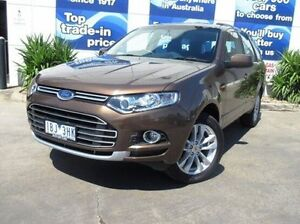 2014 Ford Territory SZ TS Seq Sport Shift Bronze 6 Speed Sports Automatic Wagon Epping Whittlesea Area Preview