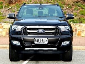 2016 Ford Ranger PX MkII Wildtrak Double Cab 6 Speed Sports Automatic Utility Christies Beach Morphett Vale Area Preview