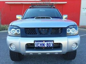 2013 Nissan Navara D22 S5 ST-R Silver 5 Speed Manual Utility Cannington Canning Area Preview