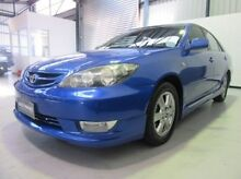 2005 Toyota Camry MCV36R MY06 Sportivo Blue 4 Speed Automatic Sedan Nailsworth Prospect Area Preview