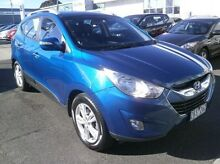 2012 Hyundai ix35 LM2 Elite AWD Blue 6 Speed Sports Automatic Wagon Blackburn Whitehorse Area Preview