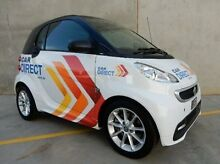 2013 Smart ForTwo C451 MY14 52KW Softouch mhd White 5 Speed Seq Manual Auto-Clutch Coupe Braeside Kingston Area Preview