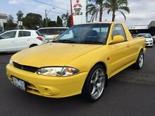 2004 Proton Jumbuck (No Series) GLi Yellow 5 Speed Manual Utility Heidelberg Heights Banyule Area Preview