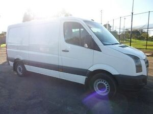 2007 Volkswagen Crafter White Sports Automatic Van Coburg North Moreland Area Preview