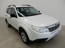 2010 Subaru Forester S3 MY10 XS AWD White 4 Speed Sports Automatic Wagon Braeside Kingston Area Preview