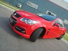 2015 Holden Commodore VF MY15 SS V Redline Red 6 Speed Sports Automatic Sedan Coolaroo Hume Area Preview