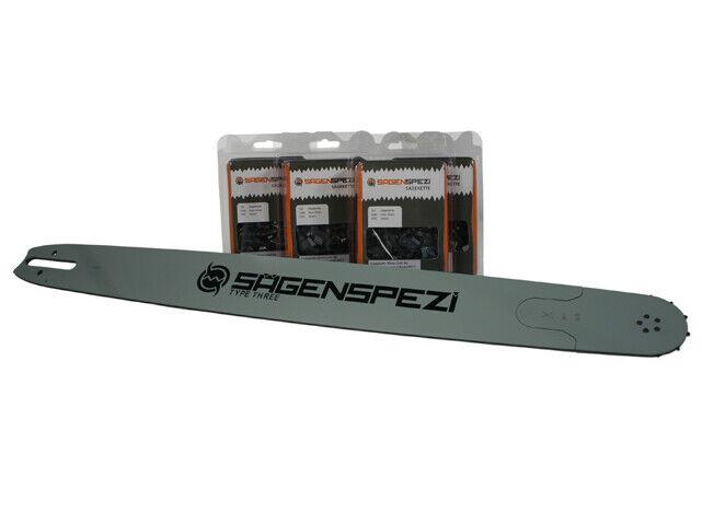 Halbmeißel Säge Kette 60TG 40cm 3//8 1,6mm passend für Stihl 064 MS640 Chain