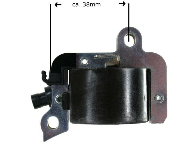 Vibrationsgummi Tank vorne links für Stihl 066 MS 660