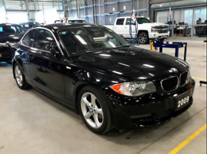 2009 BMW 1-Series 128i Low KM!New Safety.Luxury vehicle for less
