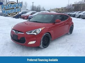 2013 Hyundai Veloster 3dr Cpe Man
