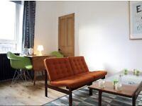 Stunning, original CADO 1950s mid century Danish 3 piece sofa and armchair suite.