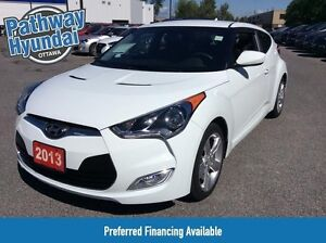2013 Hyundai Veloster 3dr Cpe Man *Ltd Avail*