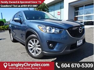 2015 Mazda CX-5 GS W/ SUNROOF & HEATED SEATS