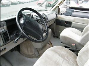 1995 GMC Safari Minivan, Van