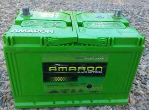 HEAVY DUTY BATTERY - AMARON HI - LIFE ( COST $220 new ) Tewantin Noosa Area Preview