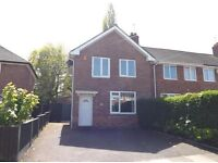 2 bedroom house with conservatory & large drive, Selly Oak. convenient for University of Birmingham